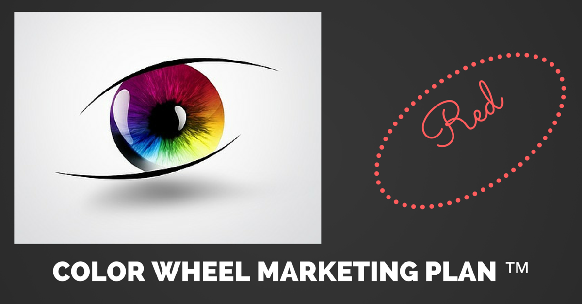 COLOR WHEEL MARKETING REDeye2