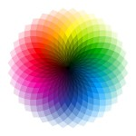 42791910 - color wheel