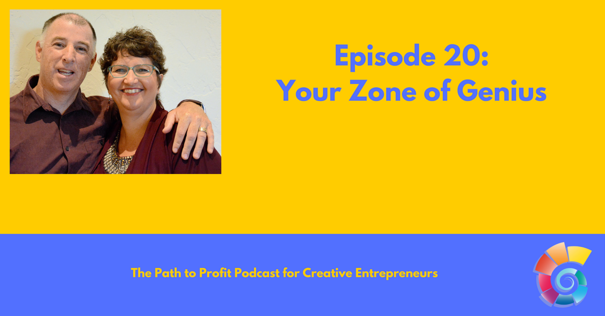 Episode 20_ Your Zone of Genius