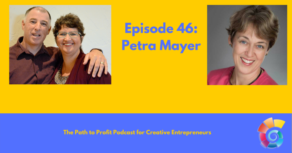 Episode 46- Petra Mayer