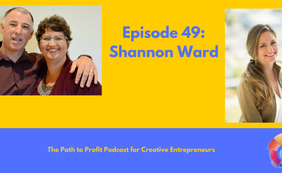 Episode 49- Shannon Ward