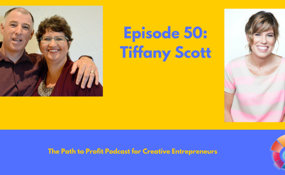 Episode 50- Tiffany Scott