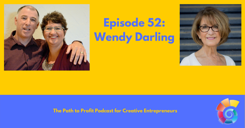 Episode 52- Wendy Darling