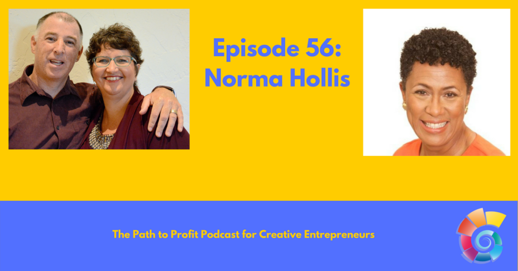 Episode 56- Norma Hollis