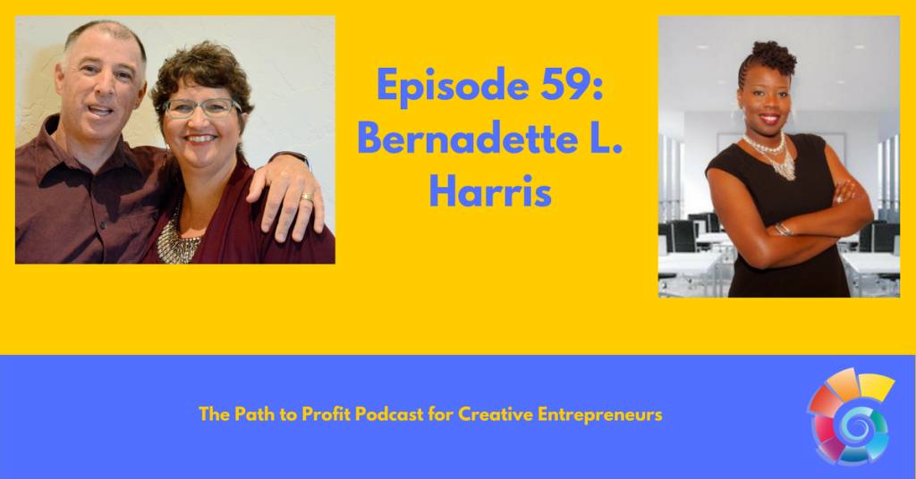 Episode 59- Bernadette L. Harris