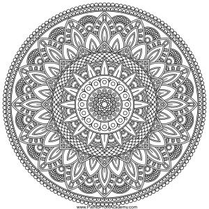healing power of mandalas