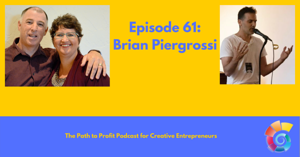 Episode 61- Brian Piergrossi